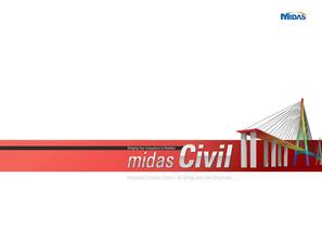 Midas Civil catalog