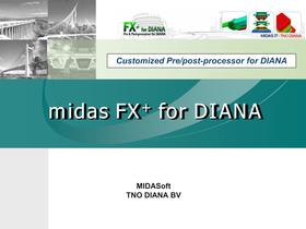 midas FX+ for DIANA