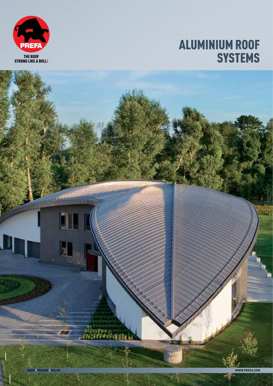 Prefa Wasungen aluminium roof systems prefa aluminiumprodukte gmbh pdf
