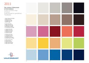 Color Chart 2011