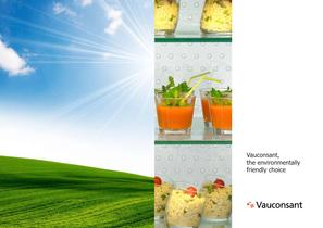 Vauconsant, the environmentally friendly choice