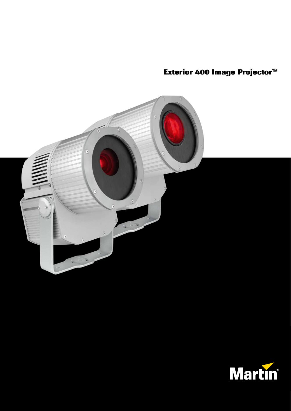 Exterior 400 Image Projector   1 / 5 Pages