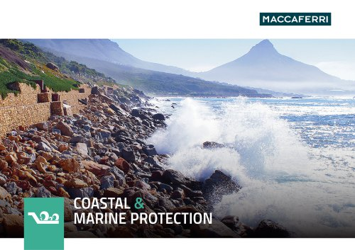 Coastal and Marine Protection Brochure