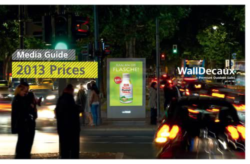 WallDecaux Pricing 2013