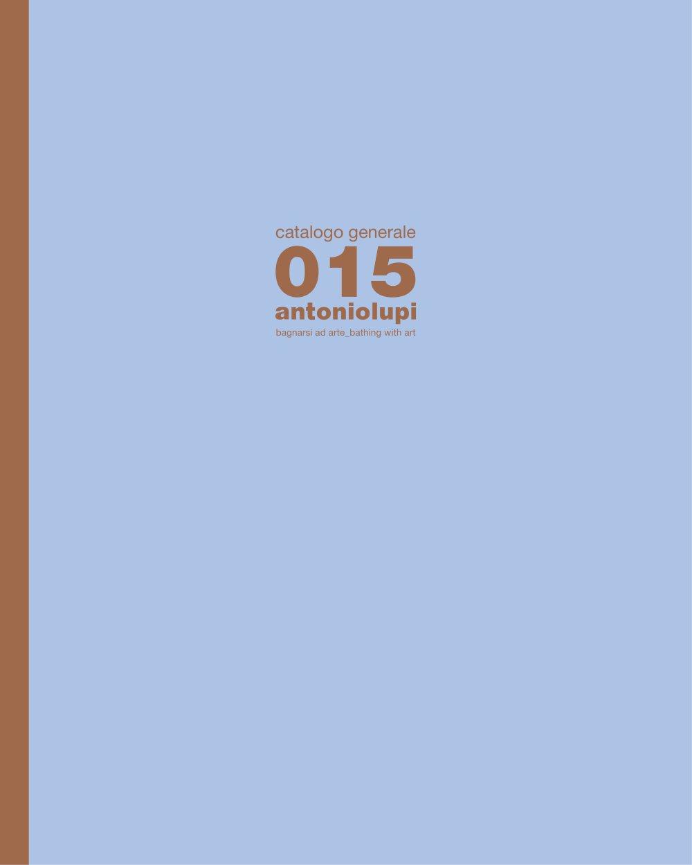 general catalogue 2015 - ANTONIO LUPI - PDF Catalogues ...