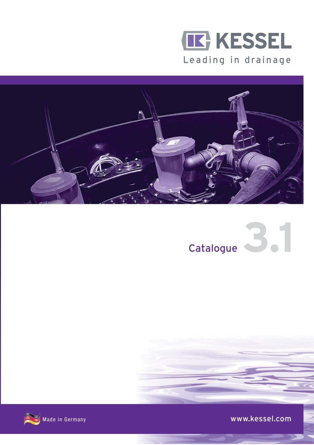 Catalogue 3.1 - KESSEL - PDF Catalogues | Documentation | Brochures