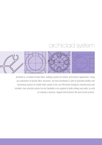 archiclad system