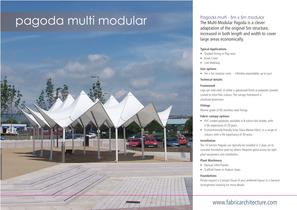 Pagoda Multi Brochure