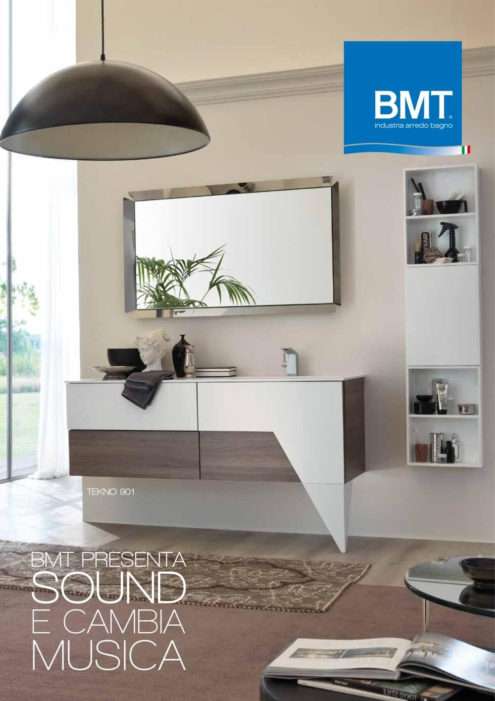 Bmt Industria Arredo Bagno.Sound Bmt Bagni Pdf Catalogs Documentation Brochures