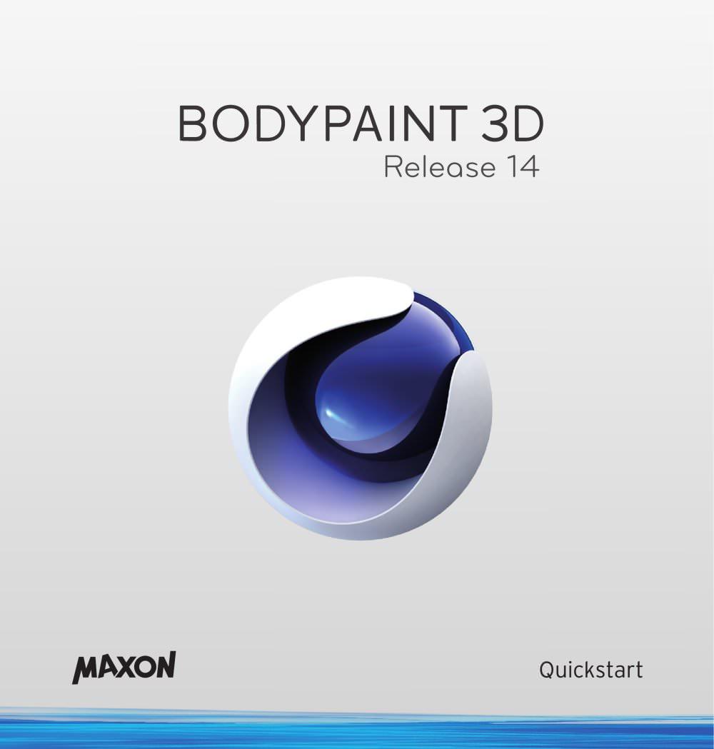 Quickstart BodyPaint 3D R14 - Maxon - PDF Catalogues ...