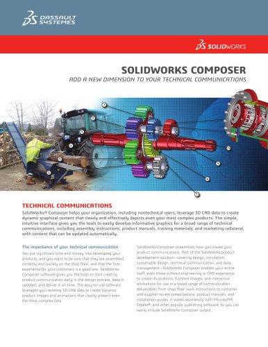 SolidWorks Composer - Dassault Systèmes SolidWorks Corp