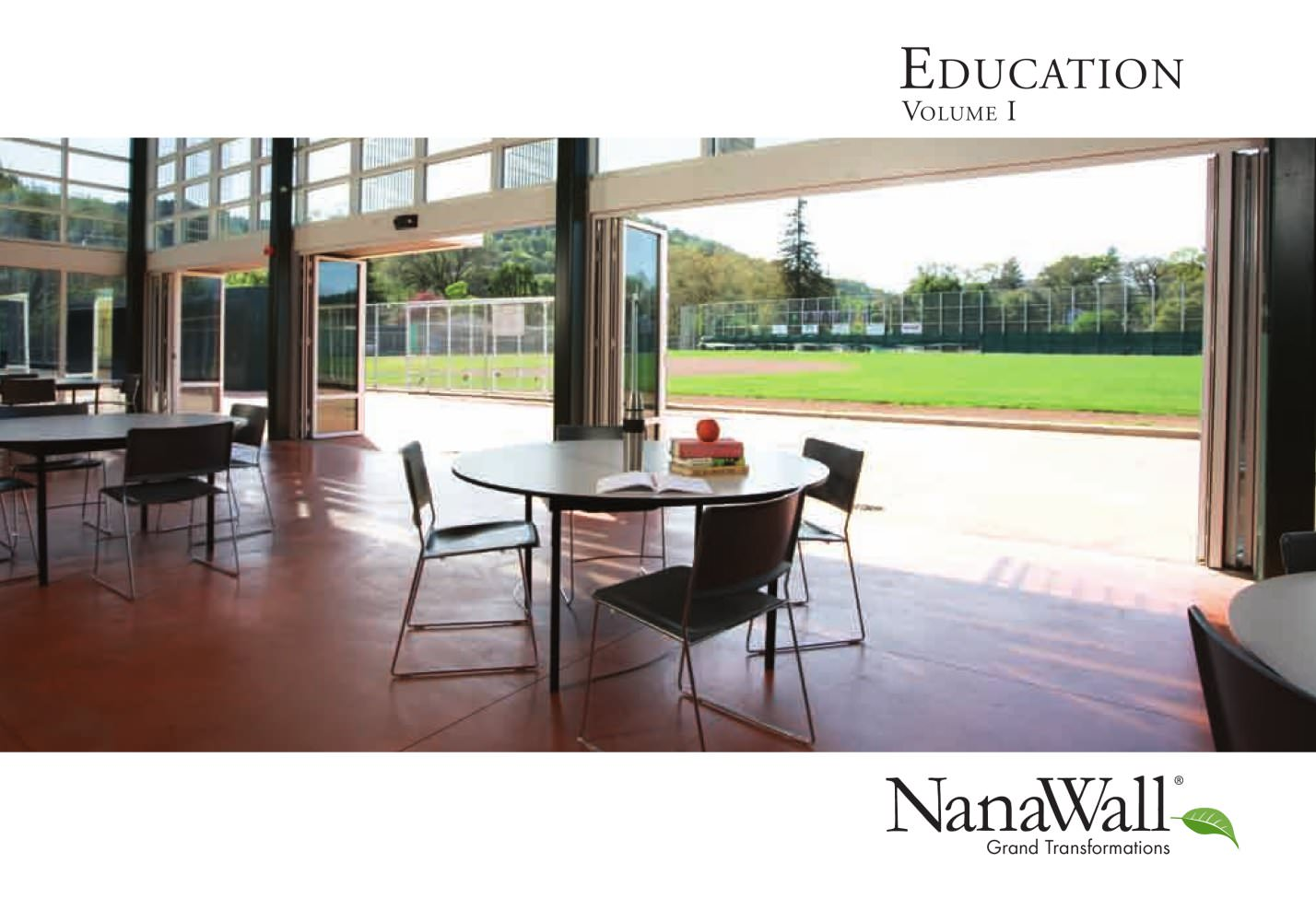 Operable Balcony Glazing System - NanaWall - PDF Catalogs