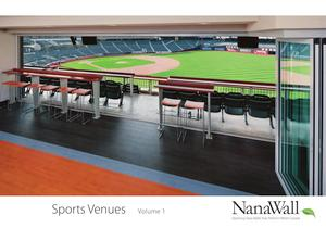 NanWall sport Venues