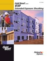e2XP Extended Exposure Sheathing