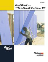 Gold Bond Fire-Shield Shaftliner XP