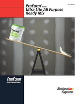 ProForm brand - Ultra Lite All Purpose Ready Mix