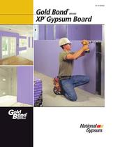 XP Gypsum Board