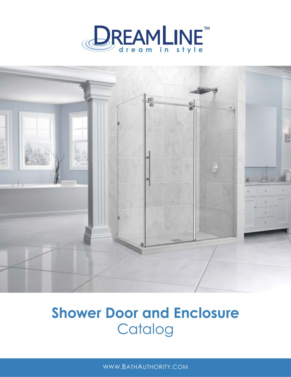 Shower Door and Enclosure Catalog - DreamLine - PDF Catalogues ...