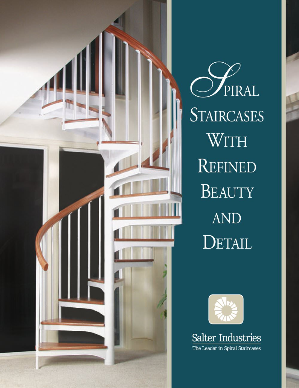 Salter Spiral Stairs   1 / 16 Pages