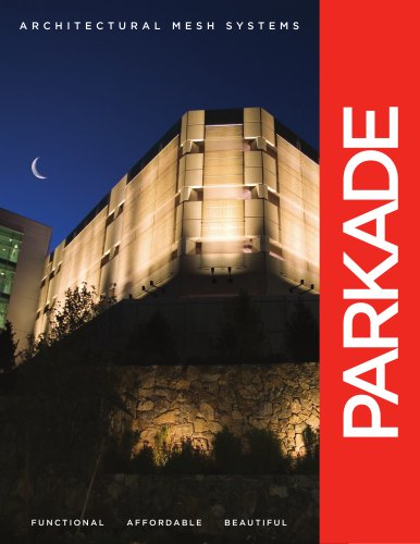Cambridge PARKADE Systems