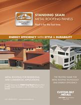 TITAN&reg; STANDING SEAM ROOFS