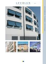 Levolux External Fabric Blinds Brochure
