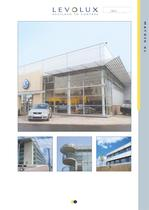 Levolux Matrix Walk-On Solar Shading Brochure