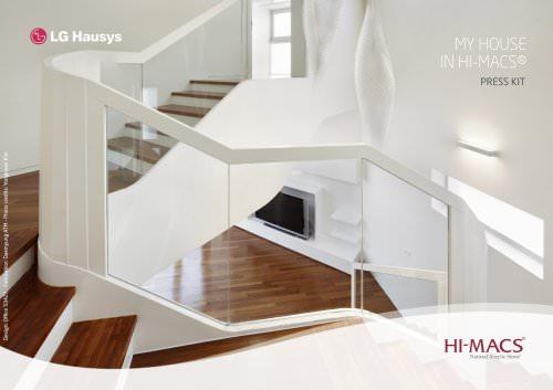 MY HOUSE IN HI-MACS - HI-MACS® - PDF Catalogs