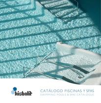 POOLS AND SPAS CATALOGUE