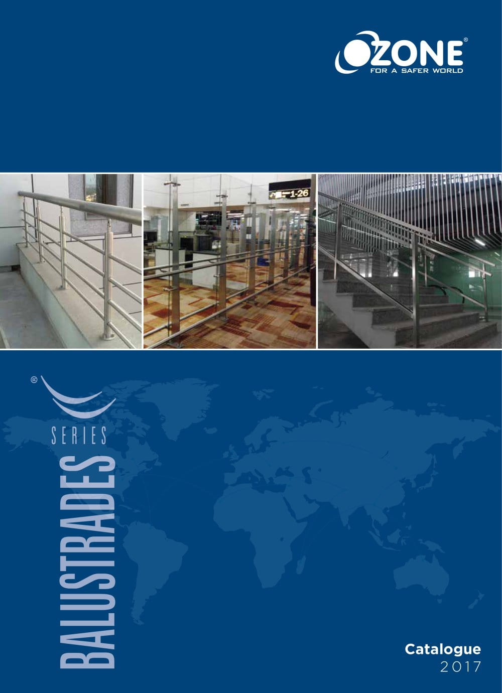 Railing Balustrade Systems 1 48 Pages