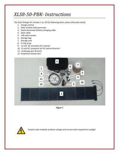 50-watt Power in a Bag