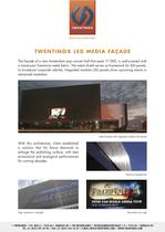 Twentinox LED Media Façade