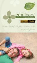 Ecofloors Natural Cork