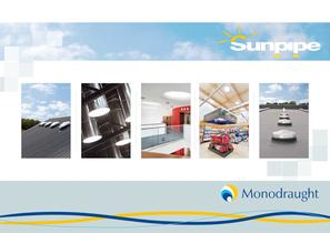SUNPIPE&reg; natural daylight systems