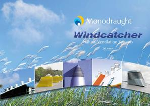 WINDCATCHER&reg; natural ventilation systems