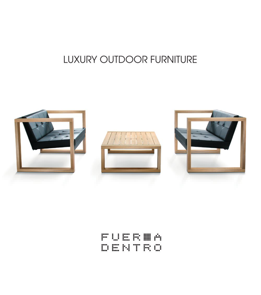 FueraDentro   Luxury Outdoor Furniture   1 / 9 Pages