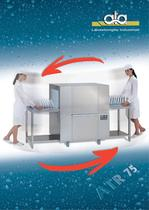 ATR 75 Reversible dishwasher