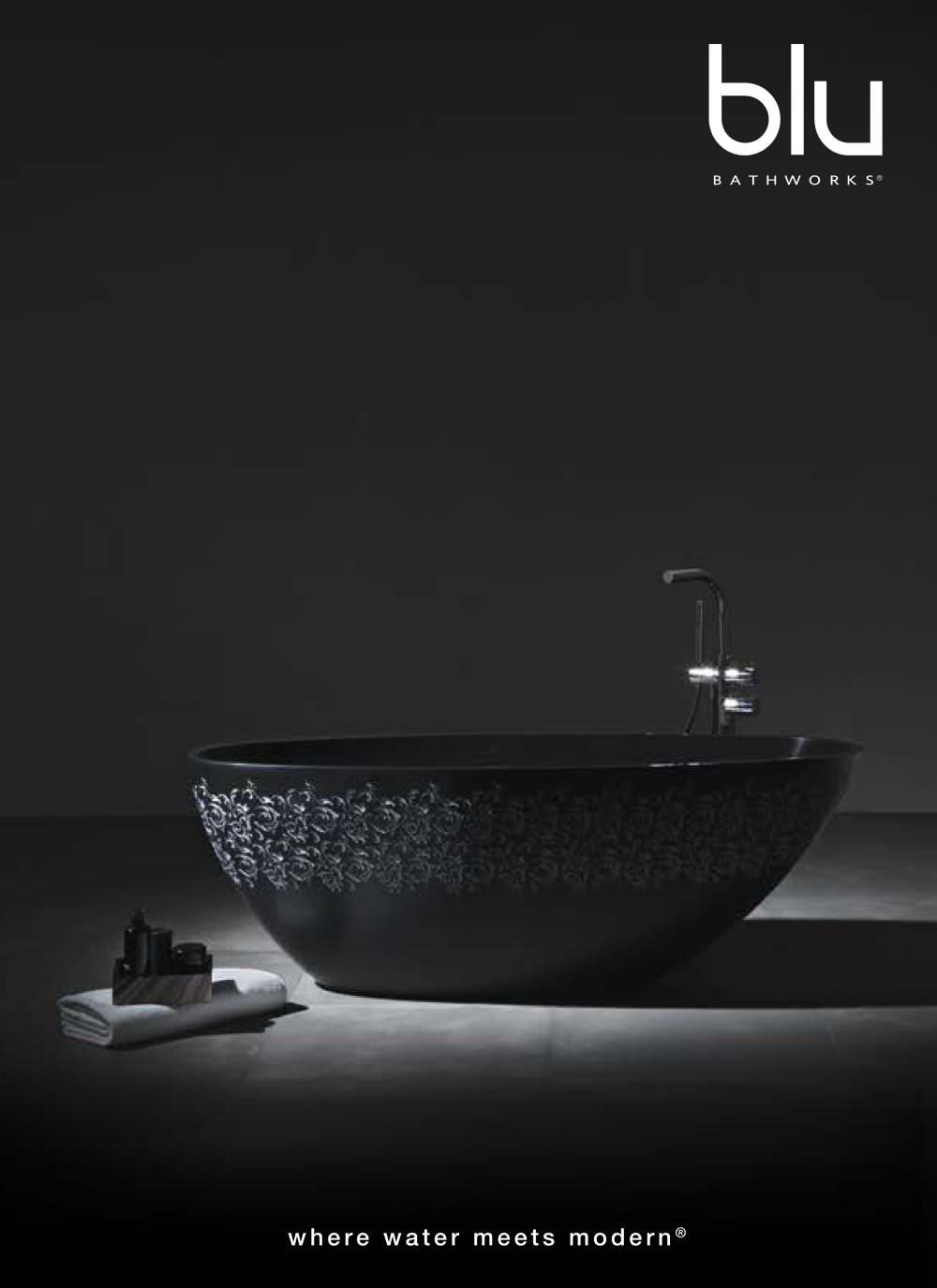 Blu Bathworks luxury bathware collection - Blu Bathworks - PDF ...