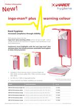 Ingo-man plus Warning Colour