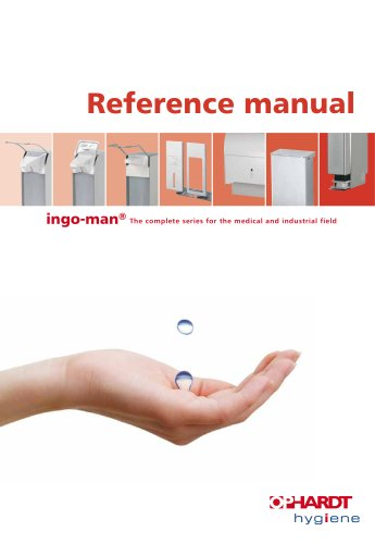 ingo-man® Reference manual