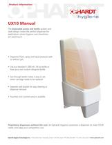 UX10 Manual
