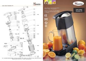 LEVER JUICER EVOLUTION 70