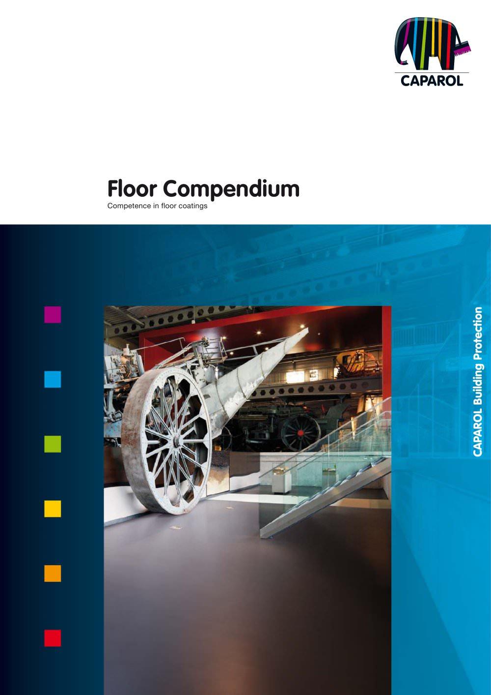 Brochure Floor Compendium - Caparol - PDF Catalogues ...