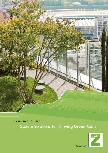 System Solutions for Thriving Green Roofs