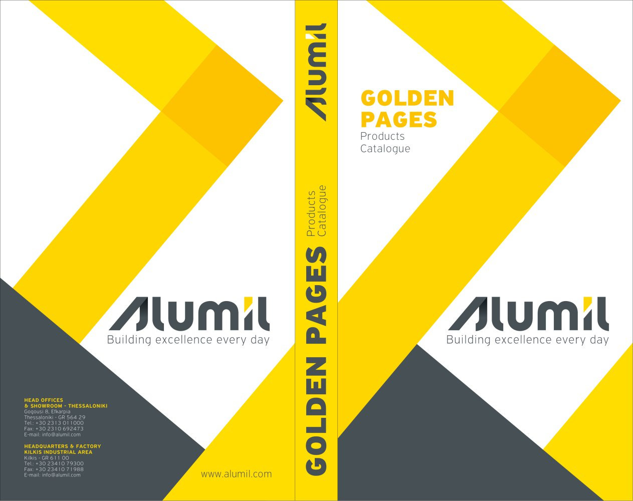 golden pages products catalogue alumil s a pdf catalogues