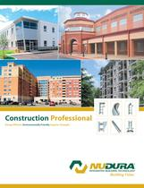 NUDURA | Construction Professional Brochure