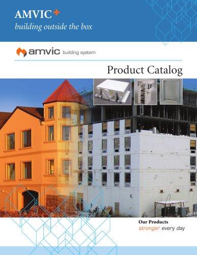 Amvic ICF Product Catalog - amvicsystem - PDF Catalogs