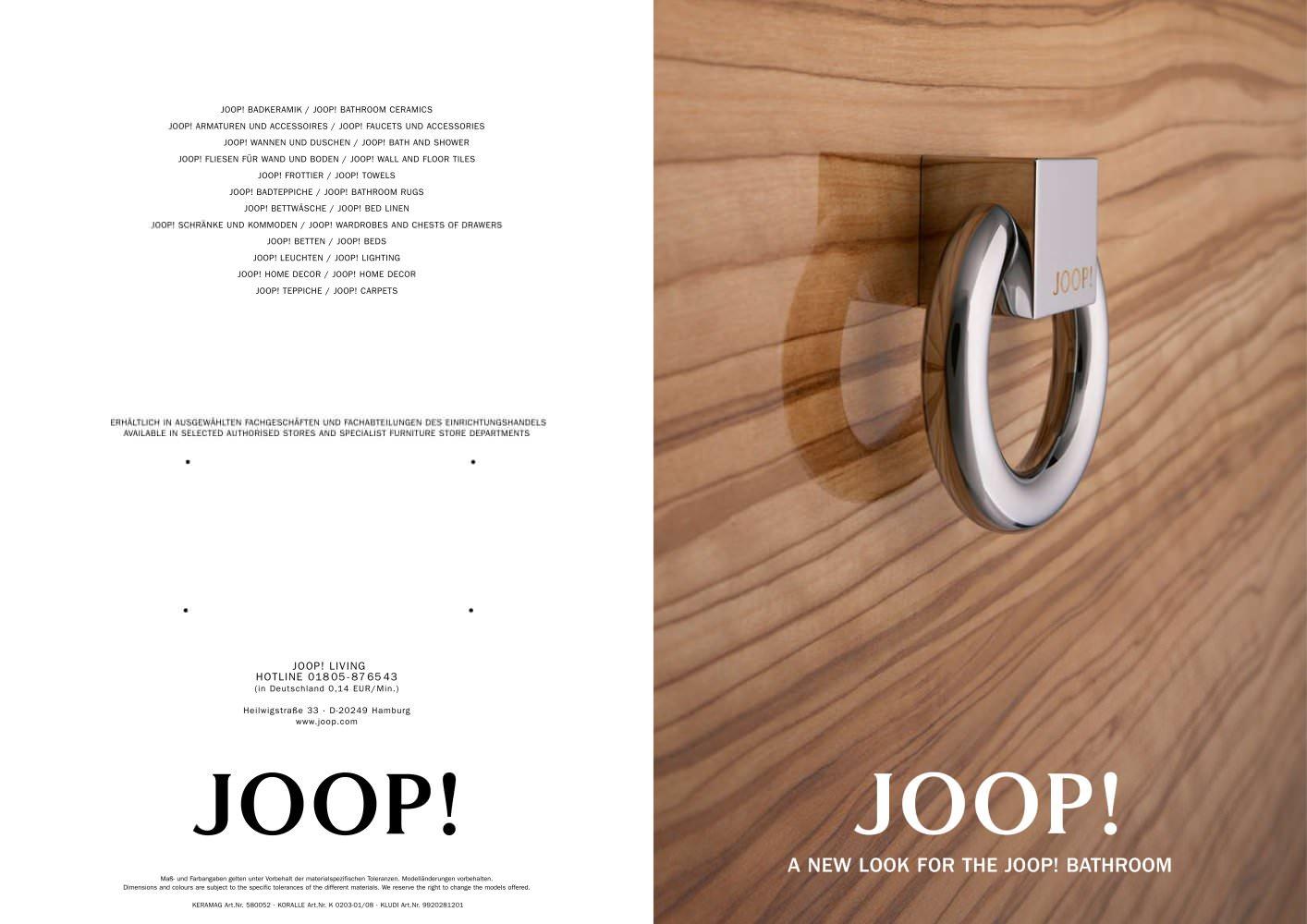 Blickfang Joop Möbel Katalog Ideen Von Bathroom-08