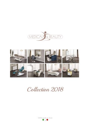 Medical and beauty catalogue  2018