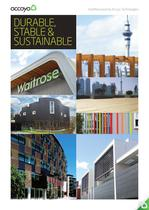 DURABLE, STABLE & SUSTAINABLE